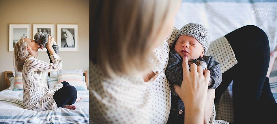 Newborn Photo Shoot Johannesburg - Sweet Honey Photography