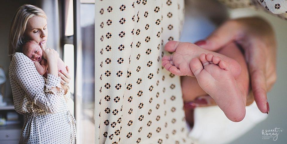 Newborn Photo Shoot Johannesburg - Sweet Honey
