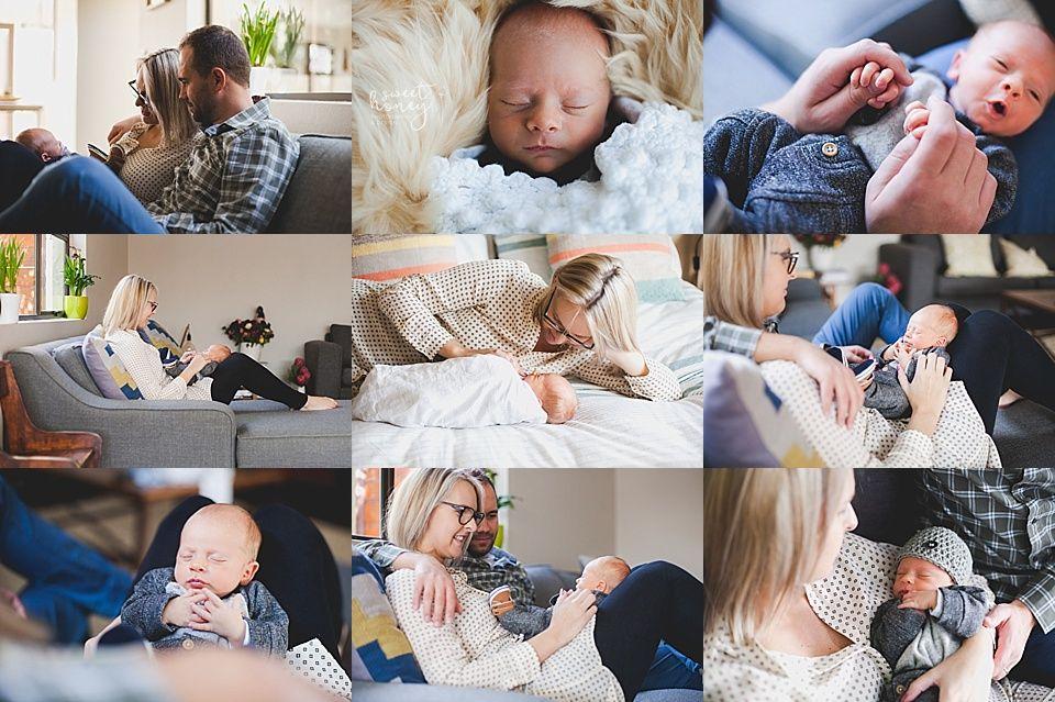 SweetHoney -Newborn Photo Shoot Johannesburg